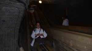 Xuống mỏ muối Salt Mine _Austria(2b)